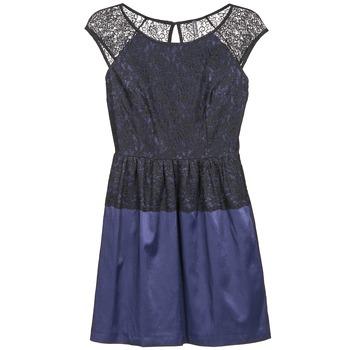 Odjeća Žene  Kratke haljine Naf Naf LYLITA Crna