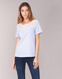 Odjeća Žene  Topovi i bluze Betty London GERMA Bijela / Blue