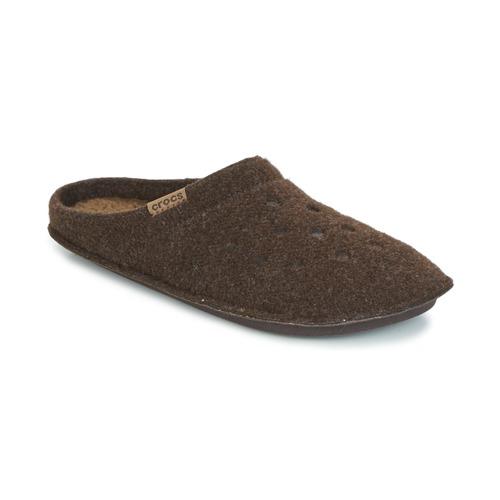 Obuća Papuče Crocs CLASSIC SLIPPER Smeđa