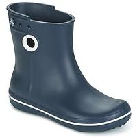 Obuća Žene  Gumene čizme Crocs JAUNT SHORTY BOOTS Blue