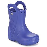 Obuća Djeca Gumene čizme Crocs HANDLE IT RAIN BOOT Blue