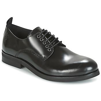 Obuća Muškarci  Derby cipele Kost ORNE Crna