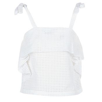 Odjeća Žene  Topovi i bluze Moony Mood GEMA Bijela