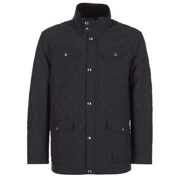 Odjeća Muškarci  Kratke jakne Gant THE CENTRAL POND QUILTER Crna