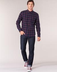 Odjeća Muškarci  Traperice ravnog kroja Lee DAREN Blue / Brut