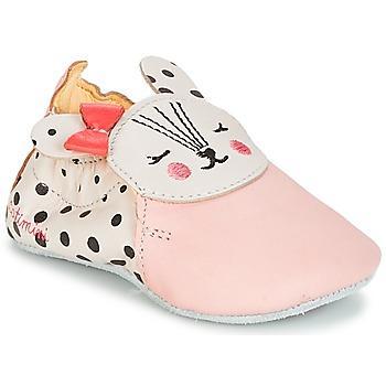 Obuća Djevojčica Papuče Catimini REMOULADE Pink / Dpf
