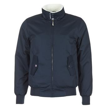 Odjeća Muškarci  Kratke jakne Harrington HARRINGTON SINATRA Blue
