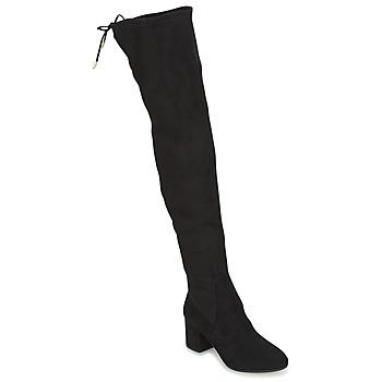 Obuća Žene  Čizme iznad koljena Jonak GINA Black