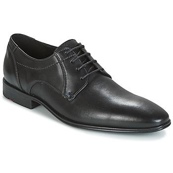 Obuća Muškarci  Derby cipele Lloyd OSMOND Crna
