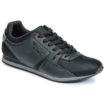 Obuća Muškarci  Niske tenisice Versace Jeans DEGI Black