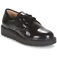 Obuća Djevojčica Derby cipele Unisa MICK Crna