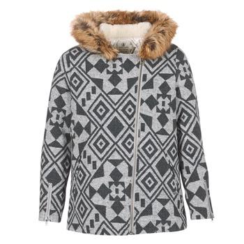 Odjeća Žene  Kaputi Volcom SHOWDOWN JKT Siva