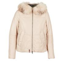 Odjeća Žene  Pernate jakne Oakwood 62479 Ivory
