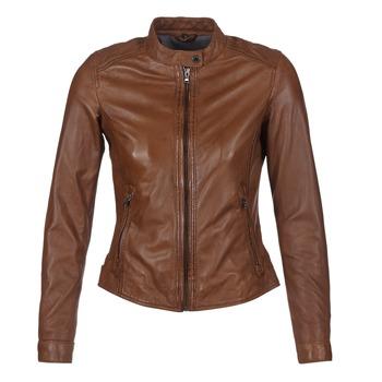 Odjeća Žene  Kožne i sintetičke jakne Oakwood 62578 Camel