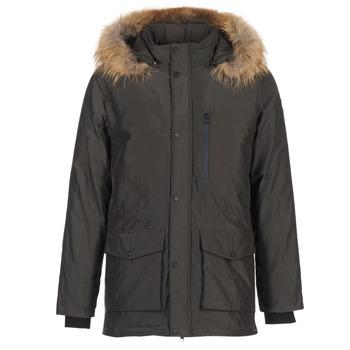 Odjeća Muškarci  Parke Oakwood 62426 Kaki