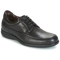 Obuća Muškarci  Derby cipele Fluchos LUCA Crna