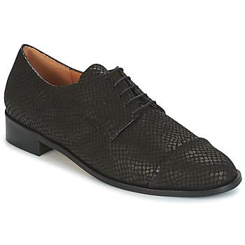 Obuća Žene  Derby cipele Emma Go SHERLOCK Crna