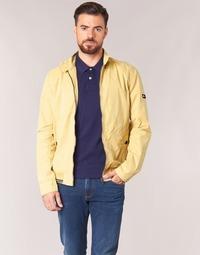 Odjeća Muškarci  Kratke jakne Tommy Jeans THDM BASIC HARRINGTON Bež