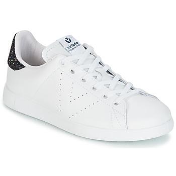 Obuća Žene  Niske tenisice Victoria DEPORTIVO BASKET PIEL Bijela / Blue