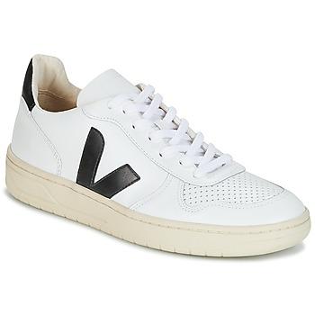 Obuća Niske tenisice Veja V-10 Bijela / Crna