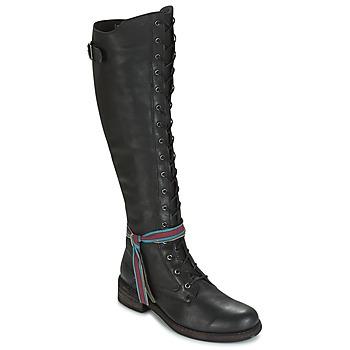 Obuća Žene  Čizme iznad koljena Felmini HARDY Crna