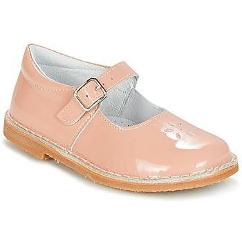 Obuća Djevojčica Balerinke i Mary Jane cipele Citrouille et Compagnie HIVETTE Ružičasta