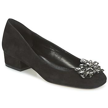 Obuća Žene  Balerinke i Mary Jane cipele Dune London BAYA Crna