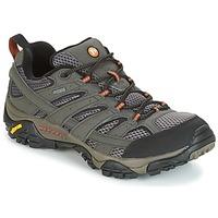 Obuća Muškarci  Pješaćenje i planinarenje Merrell MOAB 2 GTX Siva