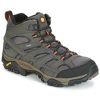 Obuća Muškarci  Pješaćenje i planinarenje Merrell MOAB 2 MID GTX Grey