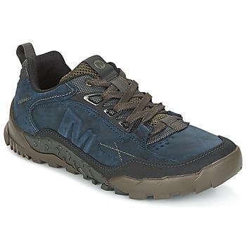 Obuća Muškarci  Pješaćenje i planinarenje Merrell ANNEX TRAK LOW Blue