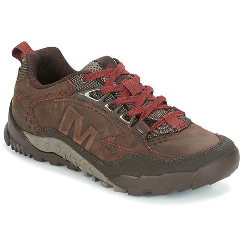 Obuća Muškarci  Pješaćenje i planinarenje Merrell ANNEX TRAK LOW Smeđa