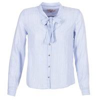 Odjeća Žene  Košulje i bluze Cream CAMA STRIPED SHIRT Blue
