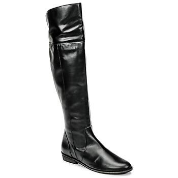 Obuća Žene  Čizme iznad koljena So Size HOLA Crna