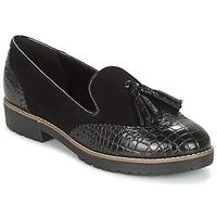 Obuća Žene  Balerinke i Mary Jane cipele Dune London Gilmore Crna