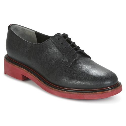 Obuća Žene  Derby cipele Robert Clergerie JONCKO-GRAFFITI-NOIR Crna