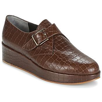 Obuća Žene  Derby cipele Robert Clergerie NONKA-V.COCCO-CHOCOLAT Smeđa