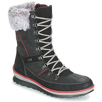 Obuća Žene  Čizme za snijeg Rieker BISKA Black
