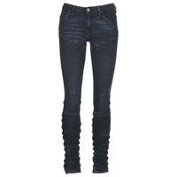 Odjeća Žene  Skinny traperice G-Star Raw 5620 STAQ 3D MID SKINNY WMN Blue