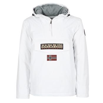 Odjeća Muškarci  Parke Napapijri RAINFOREST Bijela