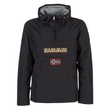 Odjeća Muškarci  Parke Napapijri RAINFOREST Crna