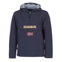 Odjeća Muškarci  Parke Napapijri RAINFOREST Blue