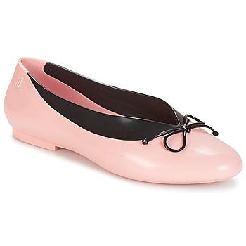 Obuća Žene  Balerinke i Mary Jane cipele Melissa JUST DANCE Ružičasta / Crna