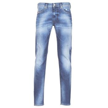 Odjeća Muškarci  Slim traperice Diesel THOMMER Blue