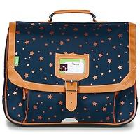 Torbe Djevojčica Školske torbe Tann's ETOILE MARINE CARTABLE 38CM Blue