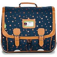 Torbe Djevojčica Školske torbe Tann's ETOILE MARINE CARTABLE 41CM Blue