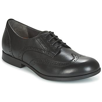 Obuća Žene  Derby cipele Birkenstock LARAMI LOW Crna