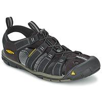 Obuća Muškarci  Sportske sandale Keen MEN CLEARWATER CNX Crna / Siva