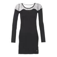 Odjeća Žene  Kratke haljine Les Petites Bombes DARTO Crna