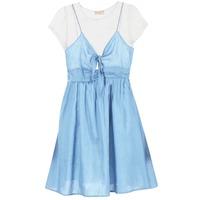 Odjeća Žene  Kratke haljine Moony Mood GLAM Blue