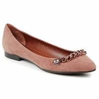 Obuća Žene  Balerinke i Mary Jane cipele Marc Jacobs CHAIN BABIES Smeđa